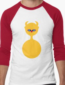 LSD: Dream Emulator Men's Baseball ¾ T-Shirt
