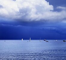 Storm Approaching by Francis Drake