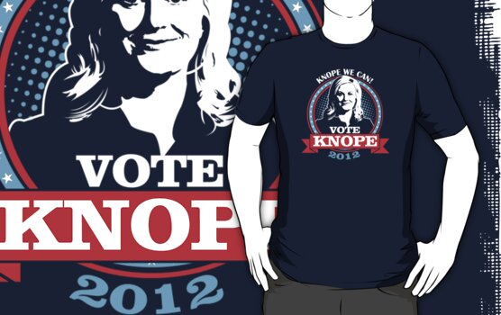 Knope We Can by Lynn Lamour