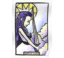 Queen of Swords Poster