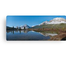 Mt. Jimmy Simpson Canvas Print