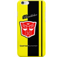 TFA Bumblebee IPhone iPhone Case/Skin