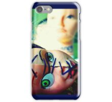 Fate of the Two-Faced iPhone iPhone Case/Skin