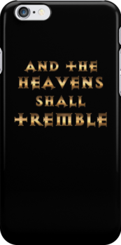 And the Heavens shall Tremble by tombst0ne