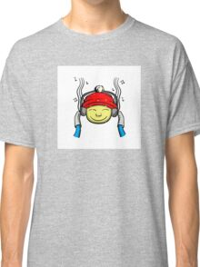 Music And Boy Classic T-Shirt
