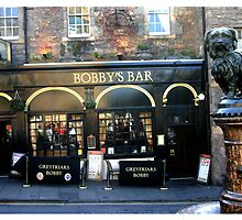 Bobby's Bar by kaileyhenn