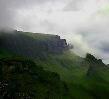 Misty Slopes by kaileyhenn