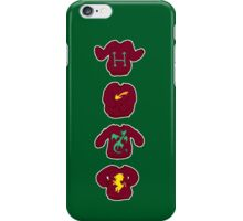 Harry Potter Christmas Sweaters iPhone Case/Skin