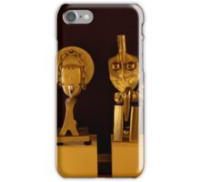 tin man finds love iPhone Case/Skin