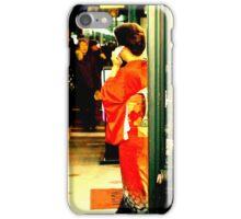 modern day japan iPhone Case/Skin