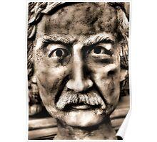 Mustachio Poster