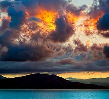 Fire in the Sky by Janet Fikar