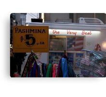PASHMiNA  Metal Print