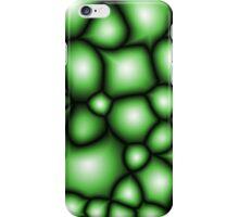 Green Bubble iPhone Case/Skin
