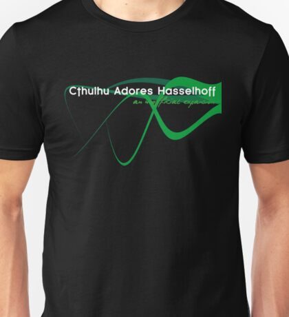 Cthulhu Adores Hasselhoff Unisex T-Shirt