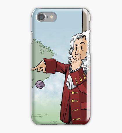 Newton Comic Cover iPhone Case/Skin