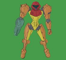 Metroid Nintendo by CultureCloth