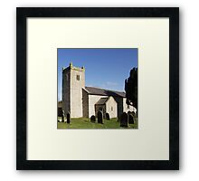 St Michael's Church, Cold Kirby Framed Print
