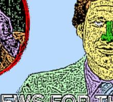 SNL Chevy Chase Weekend Update 2 Sticker
