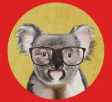Mr Koala Baby Tee