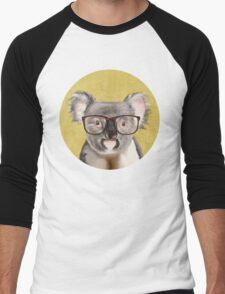 Mr Koala Men's Baseball ¾ T-Shirt