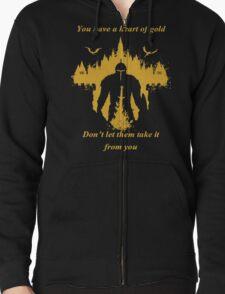 Heart of gold; Dark Souls T-Shirt