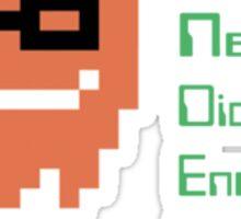 S.A.N.D.E.R.S Sticker