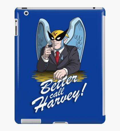 Better Call Harvey iPad Case/Skin