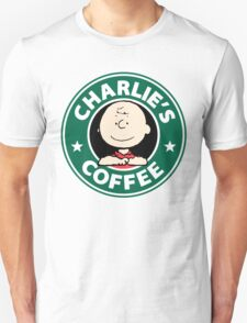 Charlie Brown Starbucks T-Shirt