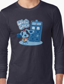 Who's Clues Long Sleeve T-Shirt