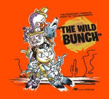 The Wild Bunch by Gimetzco