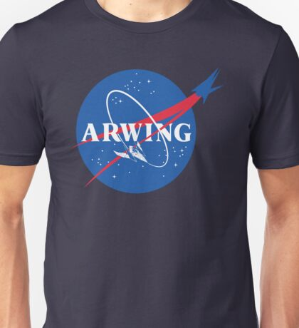 Arwing Unisex T-Shirt