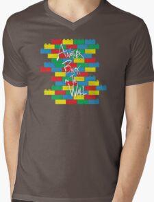 Brick in the Wall Mens V-Neck T-Shirt