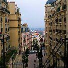 I Love Paris Every Moment... by Rosemary Sobiera