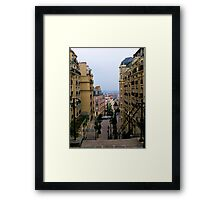 I Love Paris Every Moment... Framed Print