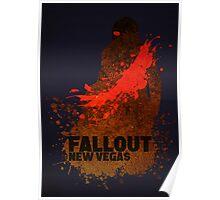 Fallout: New Vegas - Simplistic Poster