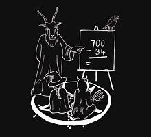 Black Math Unisex T-Shirt