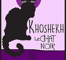 Khoshekh THE FLOATING CAT by athelstan