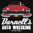 Darnell's Auto Wrecking by superiorgraphix