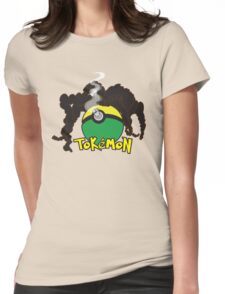 Tokemon Womens Fitted T-Shirt