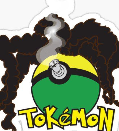 Tokemon Sticker