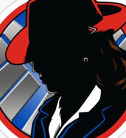 Agent Tracy Sticker