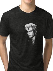 Billy Idol Tri-blend T-Shirt