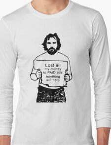 Content Marketing Spoof Long Sleeve T-Shirt