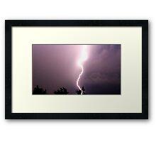 Skylight 2011  Framed Print