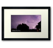 Skylight 2011 9 Framed Print