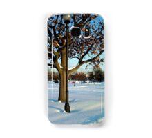 A winter scene Samsung Galaxy Case/Skin