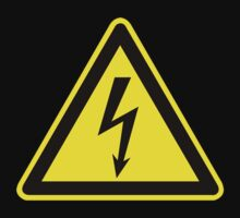 DANGER: ELECTRIC SHOCK by SaxonKG5
