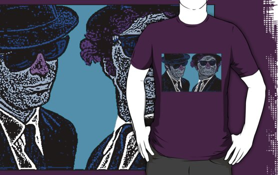 Blues Brothers by CultureCloth