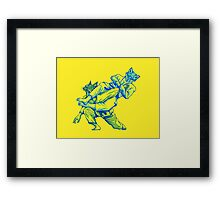 Martial Arts - Way of Life #3 Framed Print